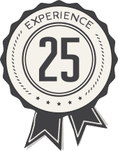 25 Year Experience