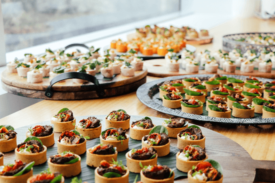 Treat Your Tastebuds With Black Truffle Catering